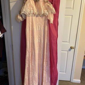 Size 4 Rachel Allan Prom Dress. Never worn